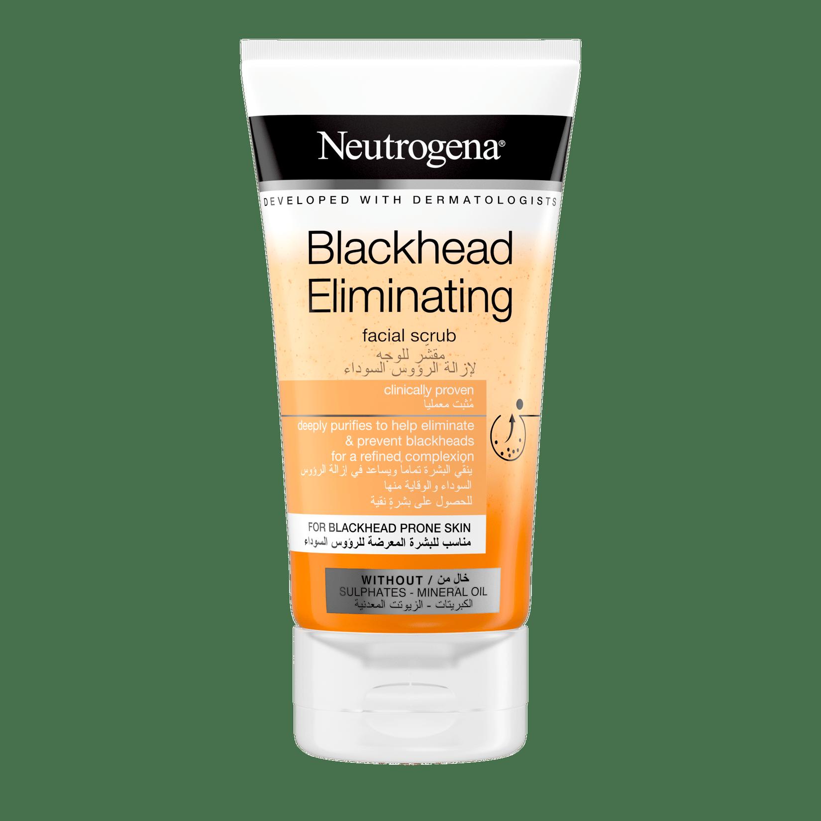 Neutrogena Visibly Clear ® Blackhead Eliminating Daily Scrub