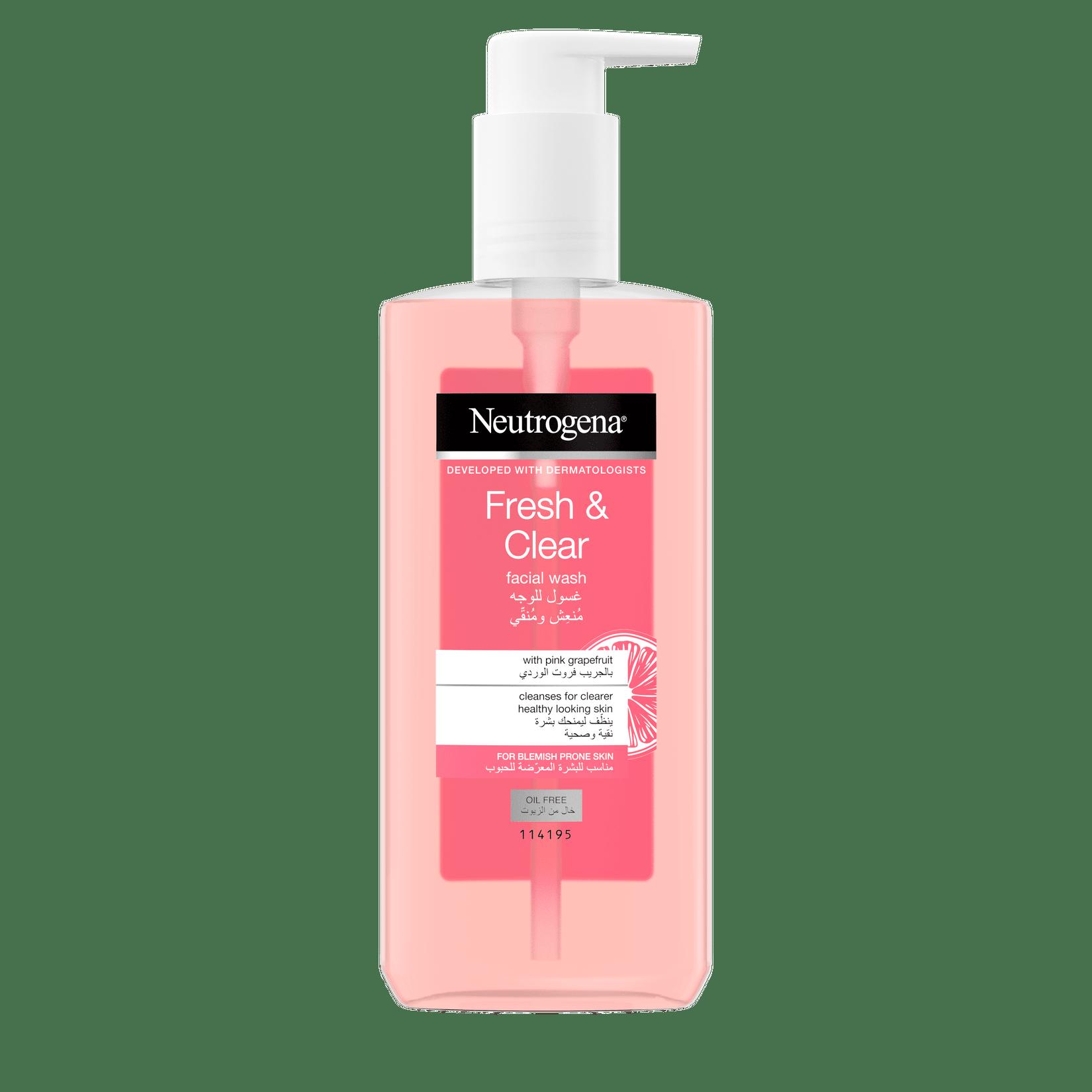 Visibly Clear® Pink Grapefruit Facial Wash