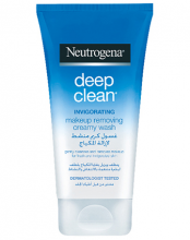 Neutrogena® Deep Clean® Creamy Wash