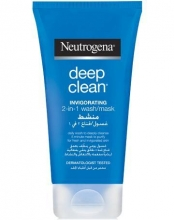 Neutrogena® Deep Clean® Invigorating 2-in-1 Wash Mask