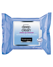 Neutrogena® Deep Clean® Make-up Remover Wipes