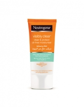 Neutrogena® Visibly Clear® Clear & Protect Oil Free Moisturiser