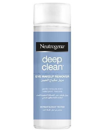Neutrogena® Deep Clean® Eye Make-up Remover