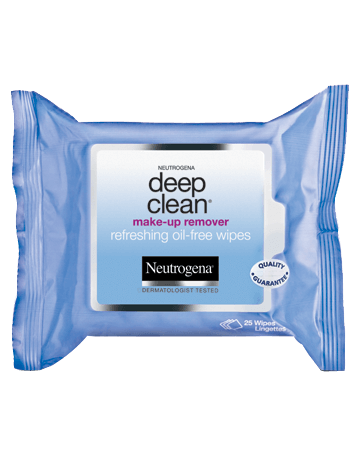Neutrogena® Deep Clean® Make-up Remover Wipes