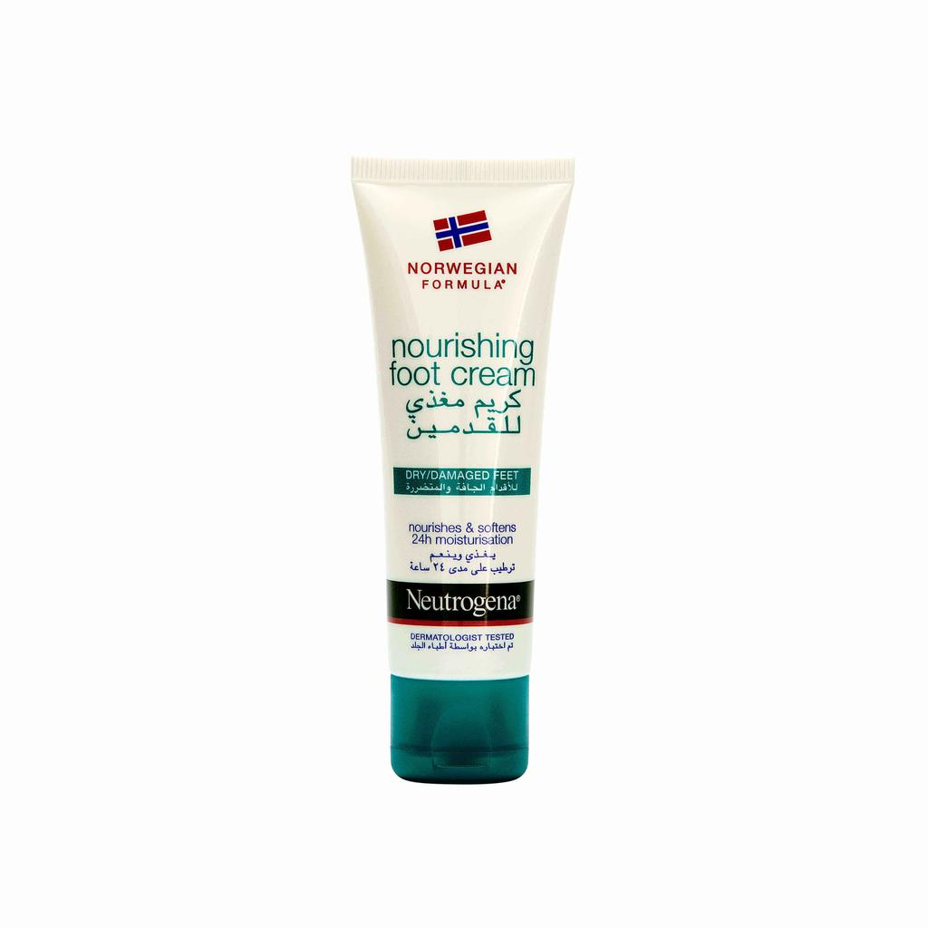 Neutrogena® Norwegian Formula® Nourishing Foot Cream