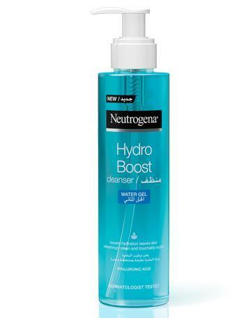 نيوتروجينا هيدرو بوست جل التنظيف المائي