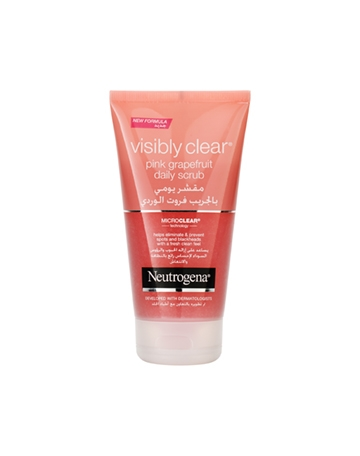 Visibly Clear® Pink Grapefruit Daily Scrub